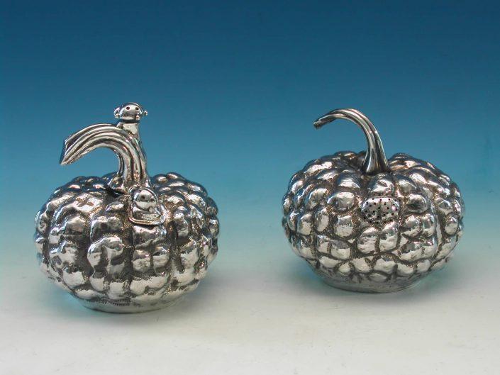 Oggetti da tavola in argento: Zucca Veneta