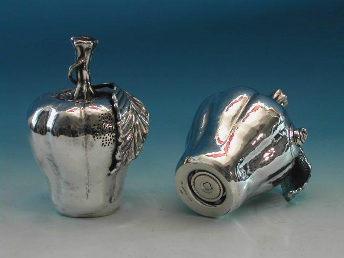 Oggetti da tavola in argento: Peperone